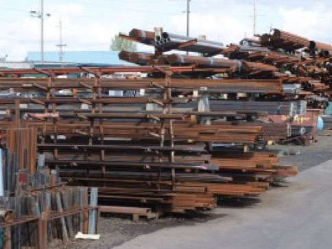 Many other sizes of Used Steel